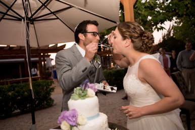 De Loach WInery Wedding